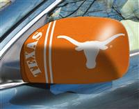 Texas Longhorns Mirror Cover - Small