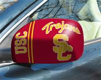 USC Trojans Mirror Cover - Small
