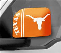 Texas Longhorns Mirror Cover - Large