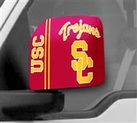 USC Trojans Mirror Cover - Large