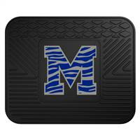 Memphis Tigers Car Mat Heavy Duty Vinyl Rear Seat