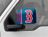 Boston Red Sox Mirror Cover - Large