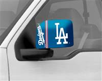 Los Angeles Dodgers Mirror Cover - Large