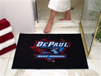 "DePaul Blue Demons All-Star Rug 34""x45"""