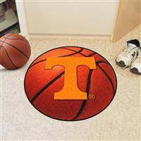 "University of Tennessee Basketball Mat 27"" diameter"