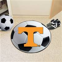 "University of Tennessee Soccer Ball Mat 27"" diameter"