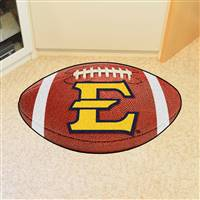 "East Tennessee State University Football Mat 20.5""x32.5"""