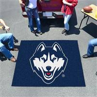 "Connecticut Huskies UCONN Tailgater Rug 60""x72"""