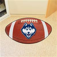 "Connecticut Huskies UCONN Football Rug 22""x35"""