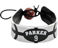 San Antonio Spurs Bracelet Team Color Basketball Tony Parker