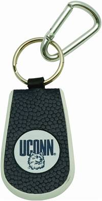 HPS Inc University of Connecticut UConn Huskies Paracord Keychain with Caribiner 6 inches