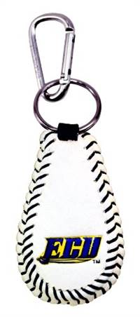 East Carolina Pirates Keychain Classic Baseball