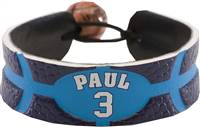New Orleans Hornets Bracelet Team Color Basketball Chris Paul