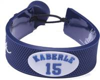 Toronto Maple Leafs Bracelet Team Color Jersey Tomas Kaberle Design