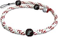 Florida Marlins Necklace Frozen Rope Classic Baseball