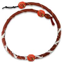 Arizona Cardinals Necklace Spiral Football
