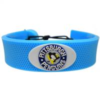 Pittsburgh Penguins Bracelet Team Color Hockey