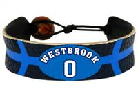 Oklahoma City Thunder Bracelet Team Color Basketball Russell Westbrook