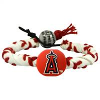 Los Angeles Angels Classic Frozen Rope Baseball Bracelet