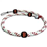 San Francisco Giants Bracelet Frozen Rope Classic Baseball