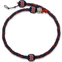 Boston Red Sox Necklace Frozen Rope Team Color