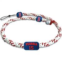 Boston Red Sox Necklace Frozen Rope Classic Dustin Pedroia
