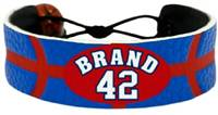 Los Angeles Clippers Keychain Team Color Basketball Elton Brand