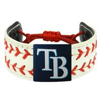 Tampa Bay Rays Bracelet Classic Two Seamer