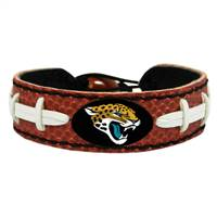Jacksonville Jaguars Bracelet Classic Football Alternate