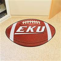 "Eastern Kentucky University Football Mat 20.5""x32.5"""