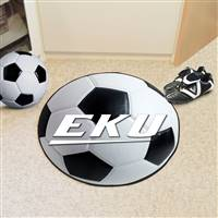 "Eastern Kentucky University Soccer Ball Mat 27"" diameter"