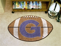 "Georgetown Hoyas Football Rug 22""x35"""