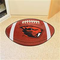"Oregon State Beavers Football Rug 22""x35"""