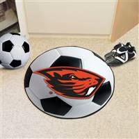 "Oregon State University Soccer Ball Mat 27"" diameter"