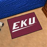 "Eastern Kentucky Colonels Starter Rug 20""x30"""