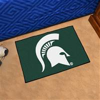 "Michigan State Spartans Starter Rug 20""x30"""