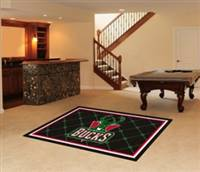 Milwaukee Bucks Area Rug - 5'x8' - Special Order