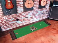 Milwaukee Bucks Putting Green Mat - Special Order