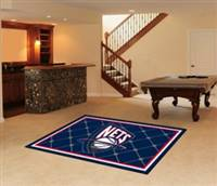 New Jersey Nets Area Rug - 5'x8' - Special Order