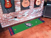 New Jersey Nets Putting Green Mat - Special Order
