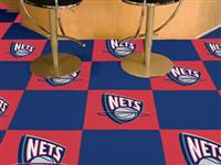 New Jersey Nets Carpet Tiles - Special Order