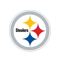 Pittsburgh Steelers Diecut Window Film