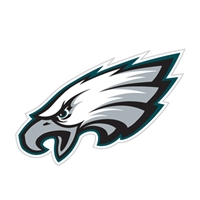 Philadelphia Eagles Diecut Window Film
