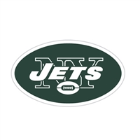 New York Jets Diecut Window Film