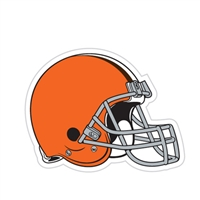 Cleveland Browns Diecut Window Film