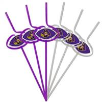 East Carolina Pirates Team Sipper Straws