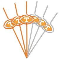 Tennessee Volunteers Team Sipper Straws