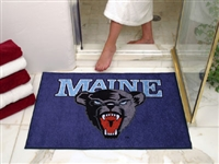 "Maine Black Bears All-Star Rug 34""x45"""