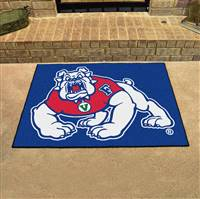 "Fresno State Bulldogs All-Star Rug 34""x45"""