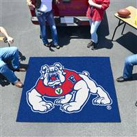 "Fresno State Bulldogs Tailgater Rug 60""x72"""